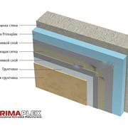 Использование Primaplex для утепления стен фото