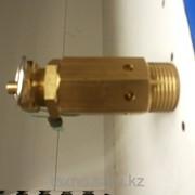 Клапан предохранительный запасная часть к компрессору ПКСД и ПКС фото