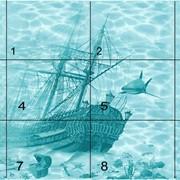 Плитка глазурованная керамическая Лазурь фото