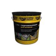 Мастика битумно-резиновая для кровли AquaMast 3 кг. фото
