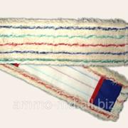 Тряпка-моп плоский, микрофибра (45см) 537 фото