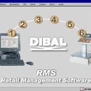 Программное обеспечение для весов Dibal - Serie 500, Serie 900 фото