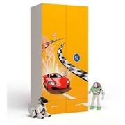 Детский шкаф 2-х дверный Formula Advesta фото