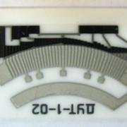 Резистивный элемент датчика уровня топлива модуля ЭБН автомобиля ВАЗ -21102 фото