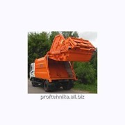 Мусоровоз с задней загрузкой КО-456-16 МАЗ-457043