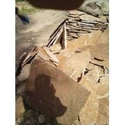 Камень плитняк фото