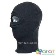 Шапка-маска трикотажная фото