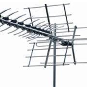 Антенна эфирная YAGI ECU-85 комбинированная МВ/ ДМВ фото