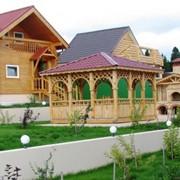 Строительство загородных домов фотография
