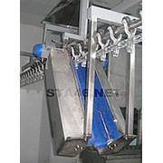 Устройство санитарной обработки конвейера фото