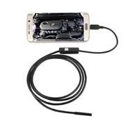 Эндоскоп USB AN97 2м-7мм IP67 фото