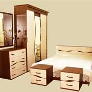 """Набор мебели для спальни """"Венеция"""" фото"""