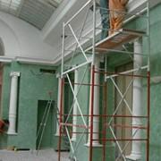 Строительно-реставрационные услуги фото