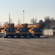 Аренда автокрана 50, 25 ,70 тонн в Алматы фото