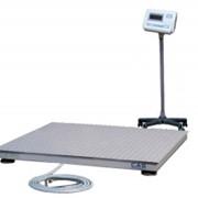Весы электронные платформенные (весы напольные) Эталон-П фото