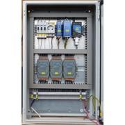 Типовой шкаф ввода-вывода аналоговых и дискретных сигналов на базе Modbus TCP шлюза. фото