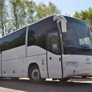 Техническое обслуживание автобусов марки «Голден Драгон» 6129 и 6796 фото