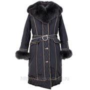 Пальто женское зимнее на заказ. Пошив женской одежды фото