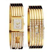 Dolce Gabbana Наручные часы Dolce Gabbana DW0254, коллекция Circle-Oval фото