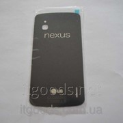 Крышка задняя черная для LG Google Nexus 4 E960 3754 фото