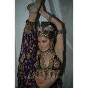 Восточный костюм для танца. фото