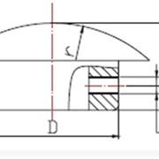 Концевая монтажная заглушка типа КЗТ1 фото