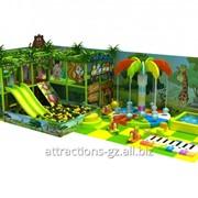 Аттракцион Детская игровая комната с лабиринтом №25 фото