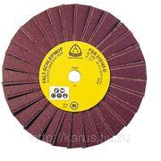 Круг липестковый торцевой 115 22 Р100 (№ 16) фото