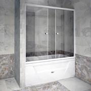 Шторка на ванну Палермо фото