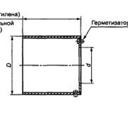 Металлическая заглушка изоляции фото