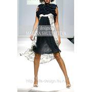 Вечернее платье. Дизайн. фото