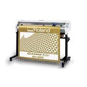 Профессиональный режущий плоттер серии Roland Camm 1 Pro GX-500 фото