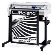 Профессиональный режущий плоттер серии Roland Camm 1 Pro GX-300 фото