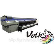 Широкоформатный УФ - плоттер Volk – UV 5000 фото