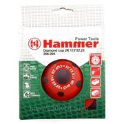 Чашка Hammer Cup 2r 115*22мм фото