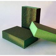 Шлифовальный блок 98х69х26мм, градация Р 180 фото