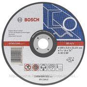 BOSCH 2.608.600.219 отрезной диск по металлу фото