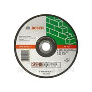 Круг отрезной по камню (бетон) Bosch 230х3х22.2 фото