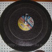 Круг отрезной 300х3х32 по металлу (Луга) фото