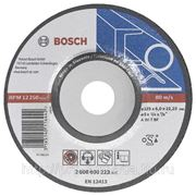 Круг отрезной (металл) Bosch 115х3х22.2 фото