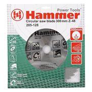 Круг пильный твердосплавный Hammer Csb wd 300мм*48*32/30мм фото