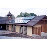 Солнечные коллектора фото
