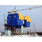 Термомат для укрытия буровых установок ПВХ+изолон3мм+ПВХ 500Г\м фото