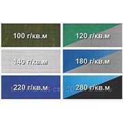 Тентовая ткань POLYTARP 180, рулон 2 x 50 м (тарпаулин 180 гр/м2, синий) фото
