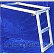 Лестница выдвижная (2 ступени) фото