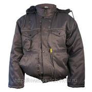 Куртка утепленная код 3134 (L, M, XL) серая фото