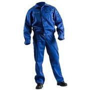 Костюм Дока 2 (куртка, полукомбинезон) синий фото