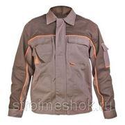Куртка Профессионал (серая, синяя) фото