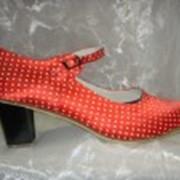 Обувь для испанских танцев фото