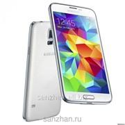 Телефон Samsung Galaxy S5 SM-G900H 3G 16GB Белый REF 86826 фото